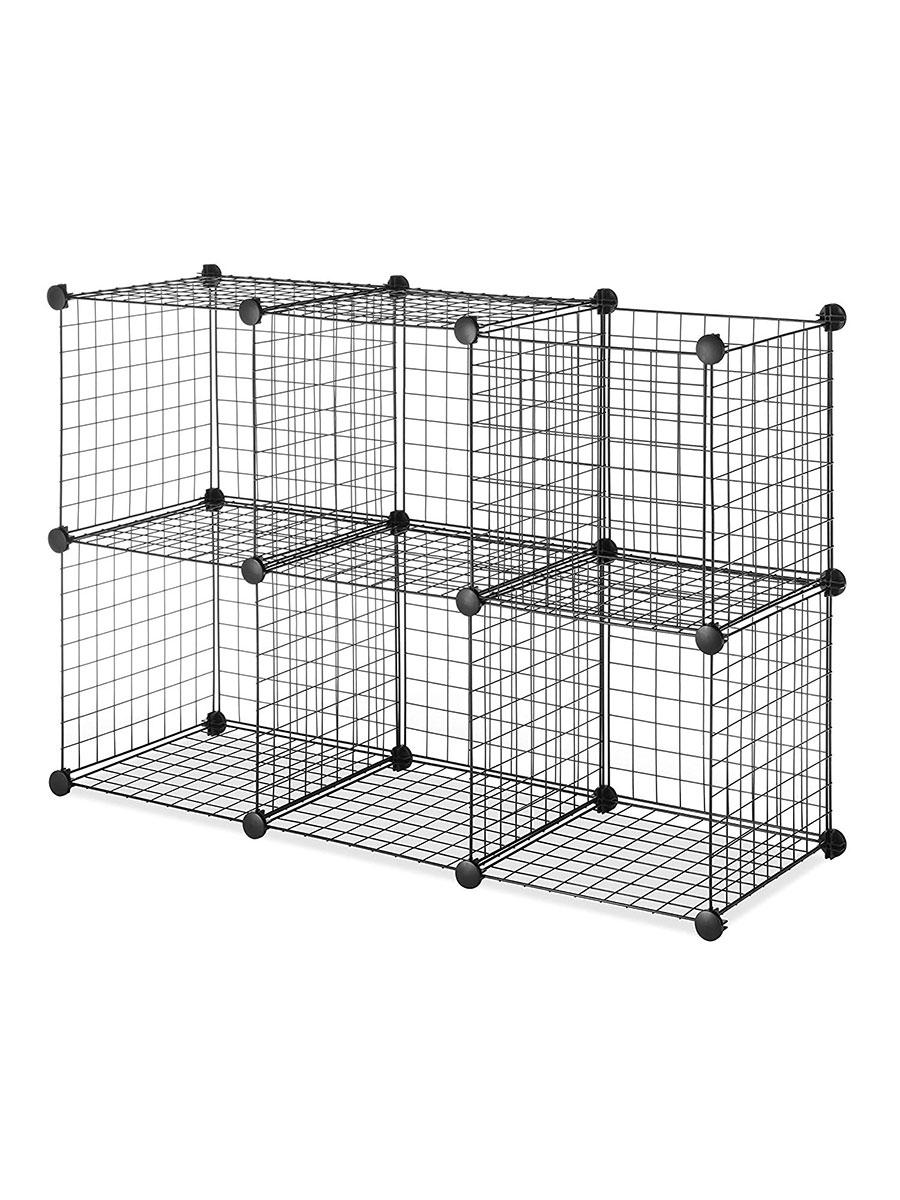 Whitmor Stackable Storage Cubes