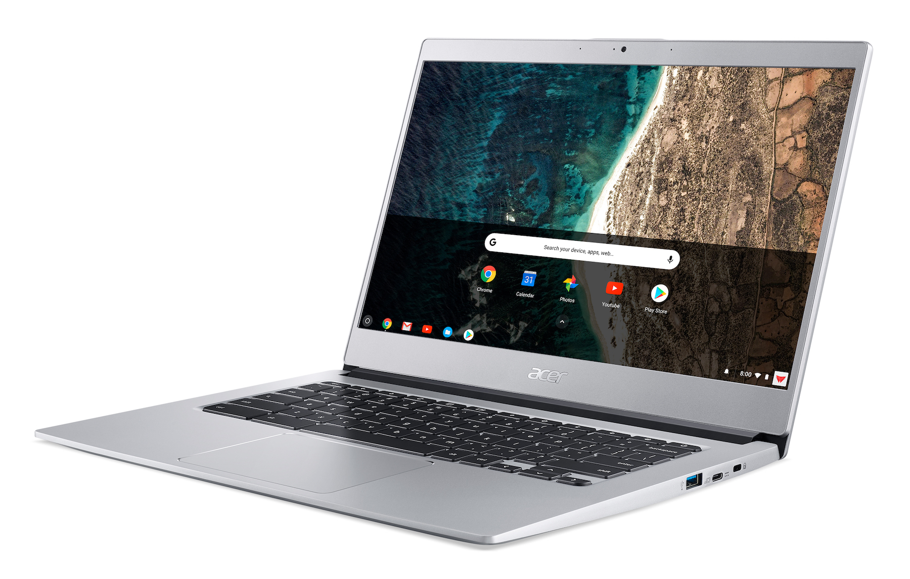 College Packing List, Acer Chromebook