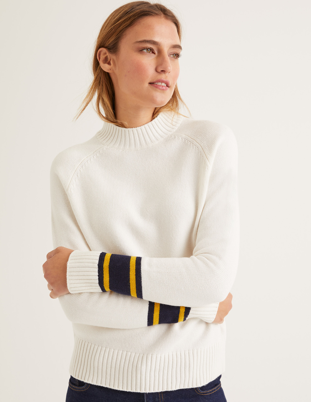 Cozy Oversized Sweaters: Boden Flora Sweater