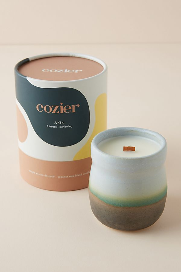 Hygge at Home, Anthropologie Candle
