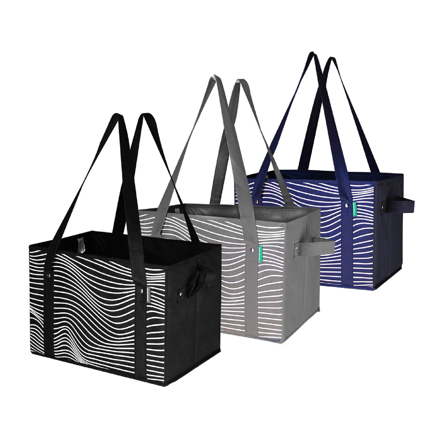 New Folding Pouch Grocery Bag Shopping Tote Eco Storage Reusable Bag Travel Gift