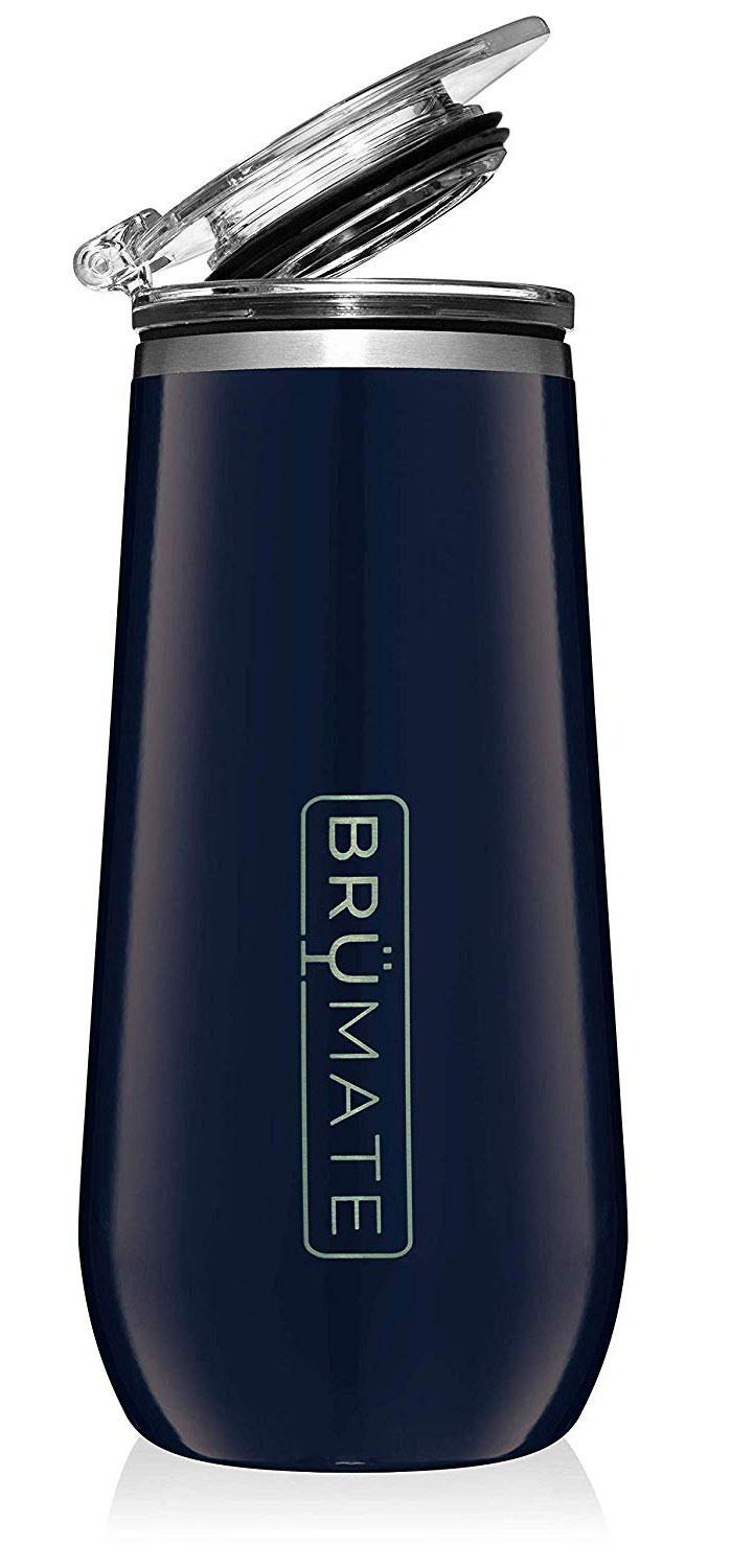 6 Clever Items 08/09/19 BrüMate Insulated Champagne Flute