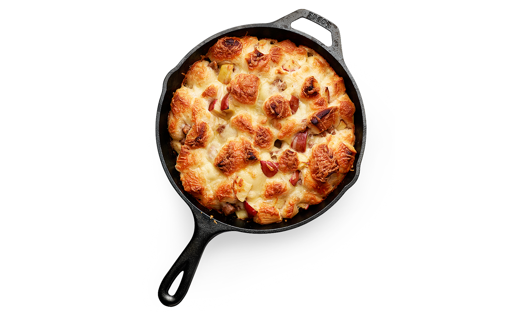 Clone of Apple, Sausage, and Cheddar Monkey Bread