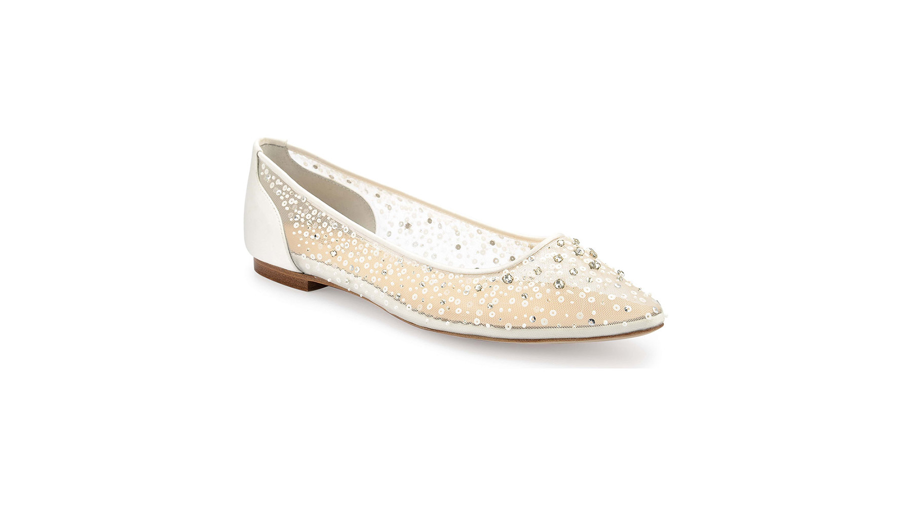 27 Flat Wedding Shoes For Comfort Style Bridal Shoes Wedding