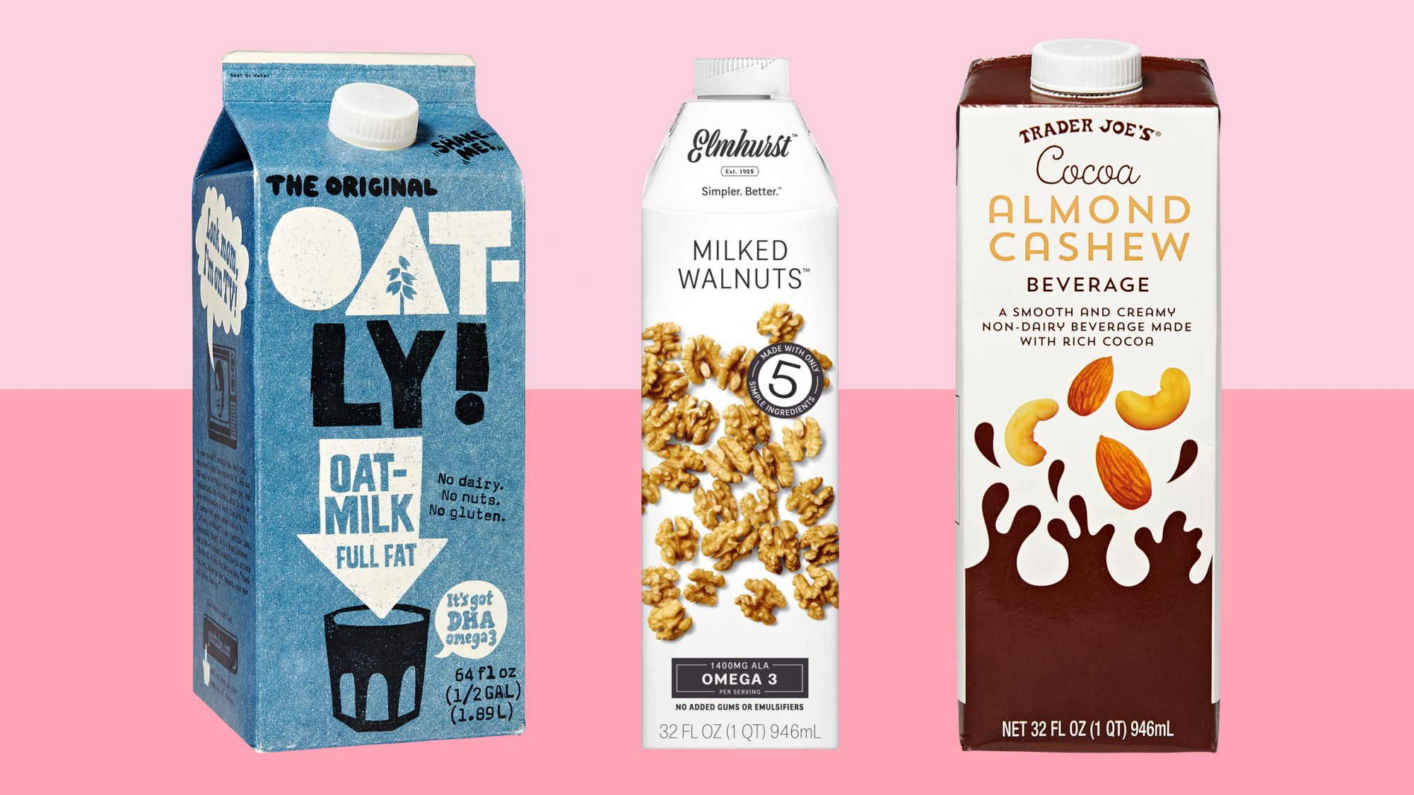 We Tried 124 Dairy-Free Milks—Here Are Our 6 Favorites