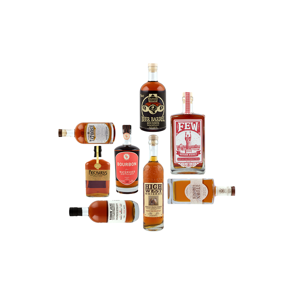 Bourbon Monthly Subscription