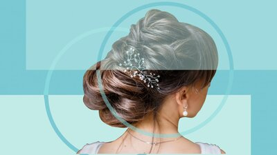 9 Wedding Hairstyles That Look Amazing In Pictures Real Simple