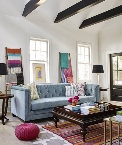 4 Simple Rules For Decorating Any Type Of Living Room Real