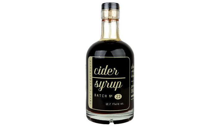 Carr's Apple Cider Syrup