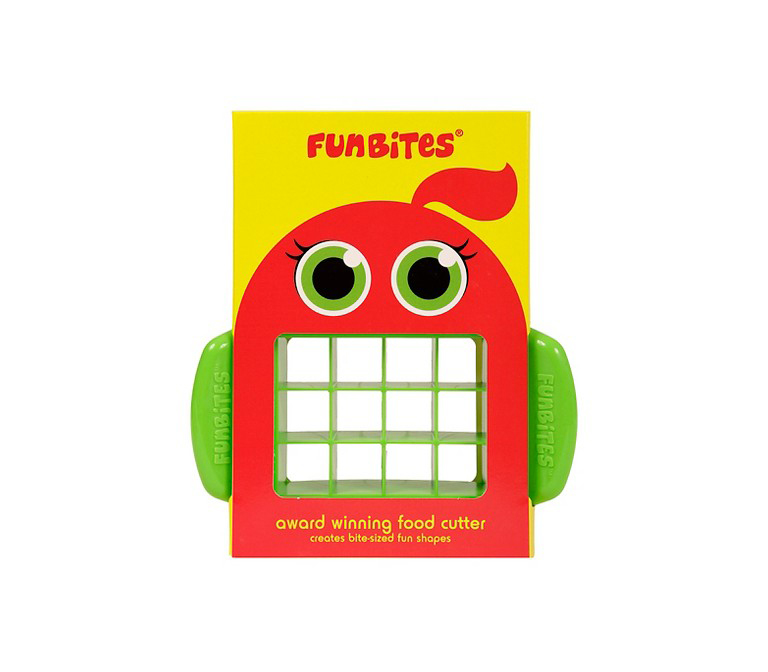 Funbites Food Cutter