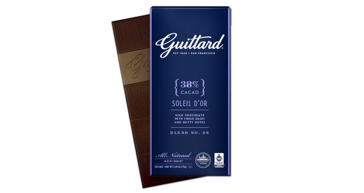 Guittard Milk Chocolate Eating Bar