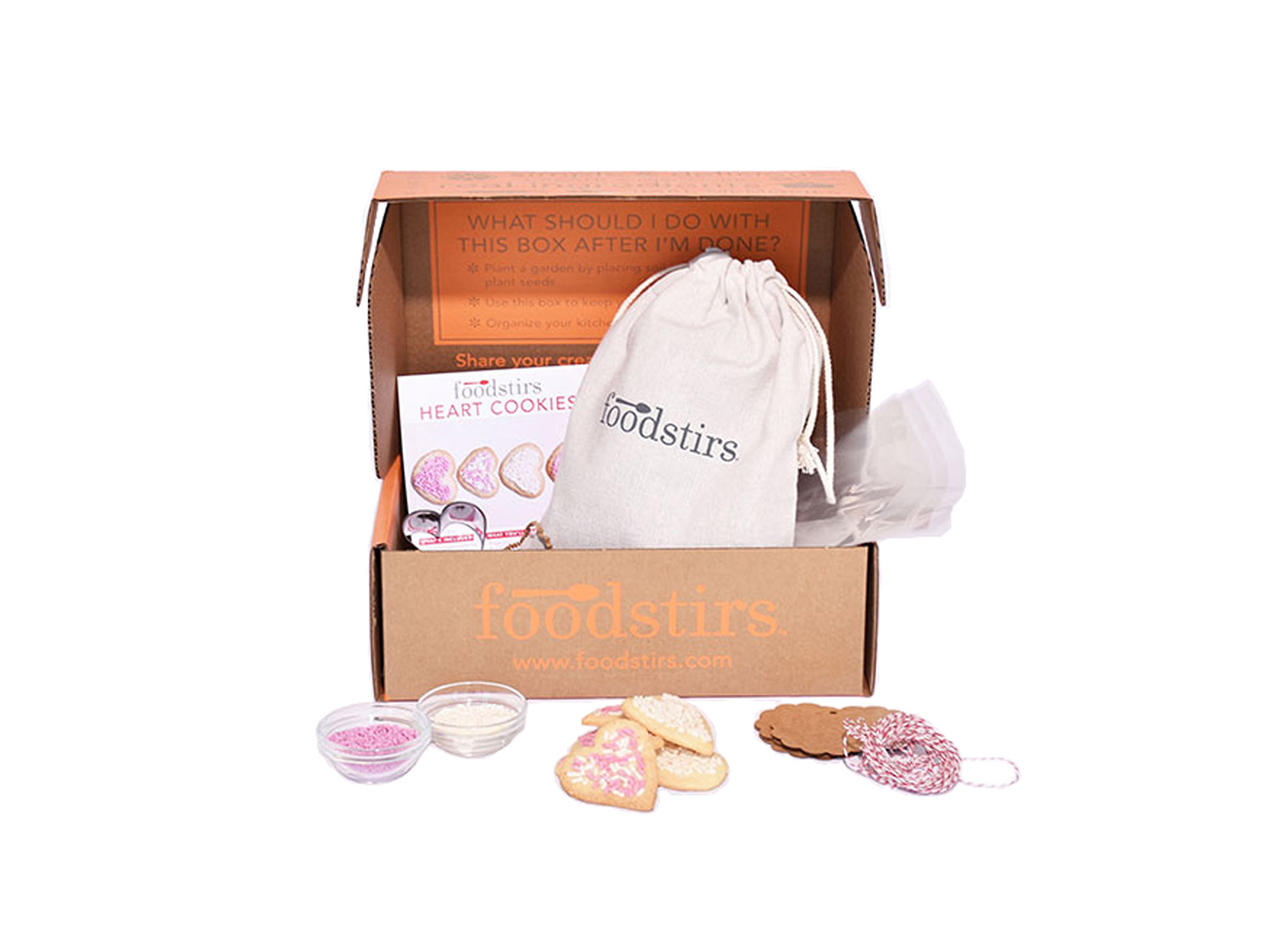 Foodstirs Valentine's Day Kit