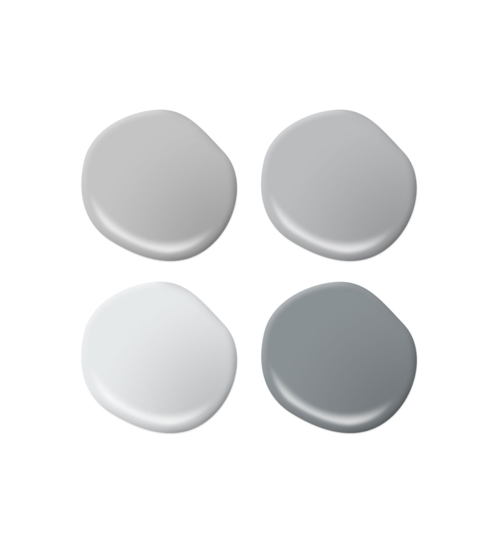 Color Palette: Shades of Gray