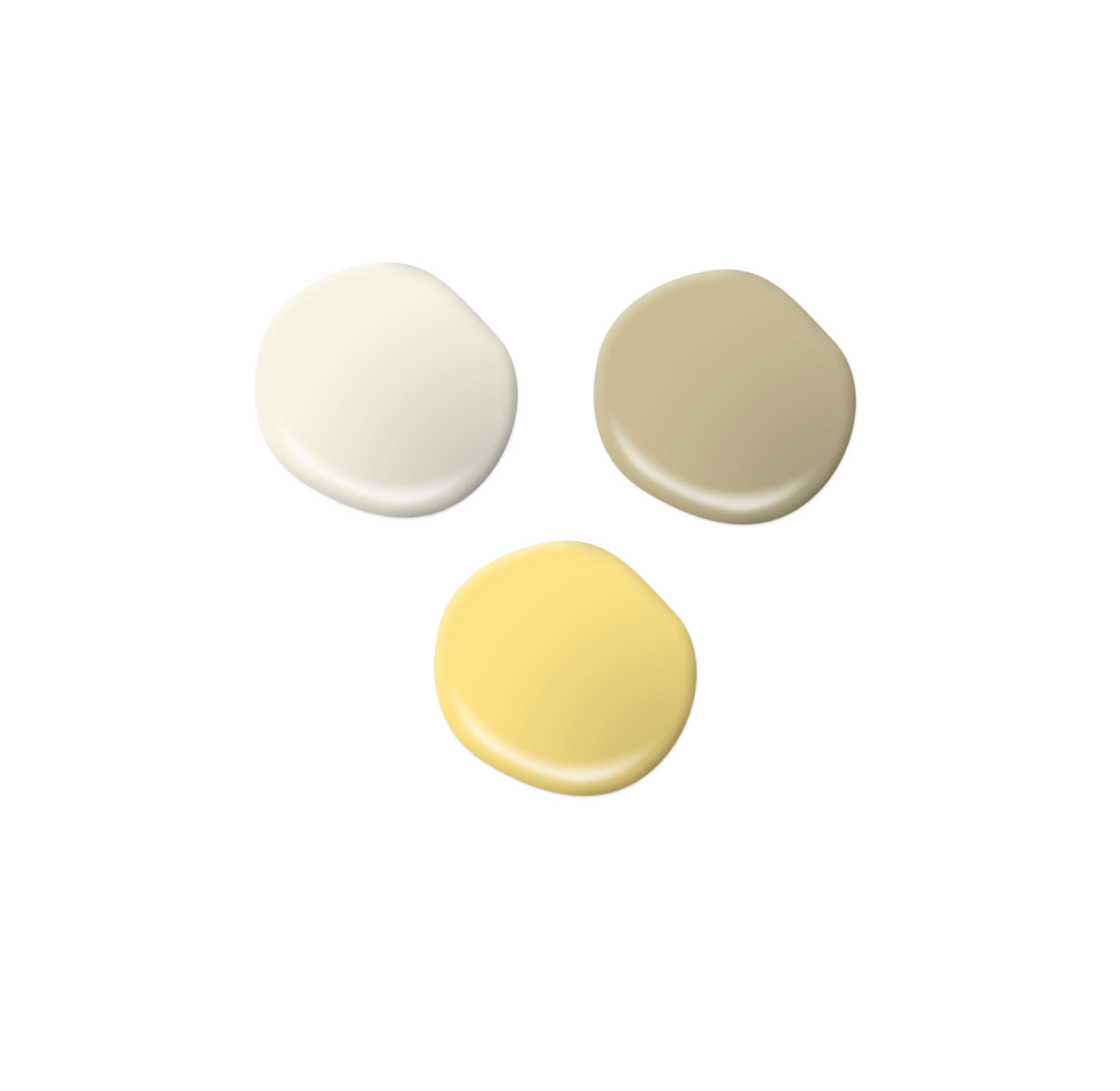 Color Palette: Sunny Yellows