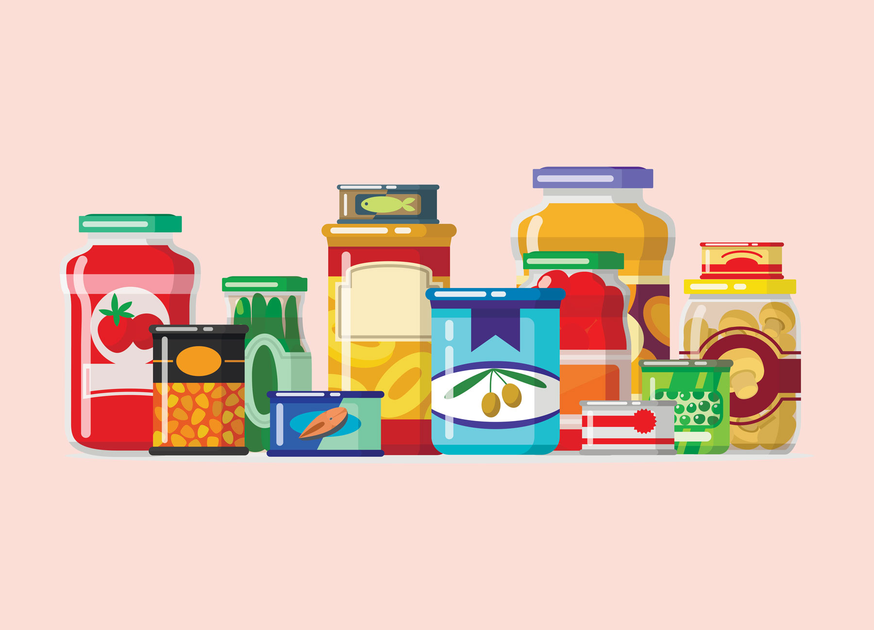 Non-perishable food: Best non-perishable emergency food to stockpile for a natural disaster, epidemic, or coronavirus pandemic