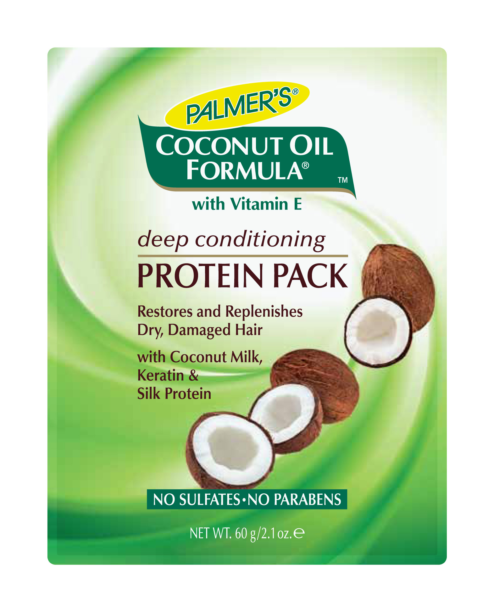 Palmer's Coconut Formula Deep Conditioning Protein Pack