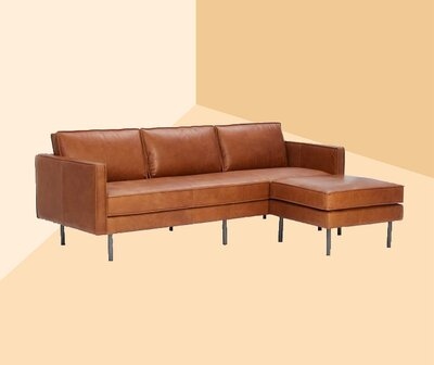 Remarkable Best Sectional Sofas For Every Budget Real Simple Creativecarmelina Interior Chair Design Creativecarmelinacom