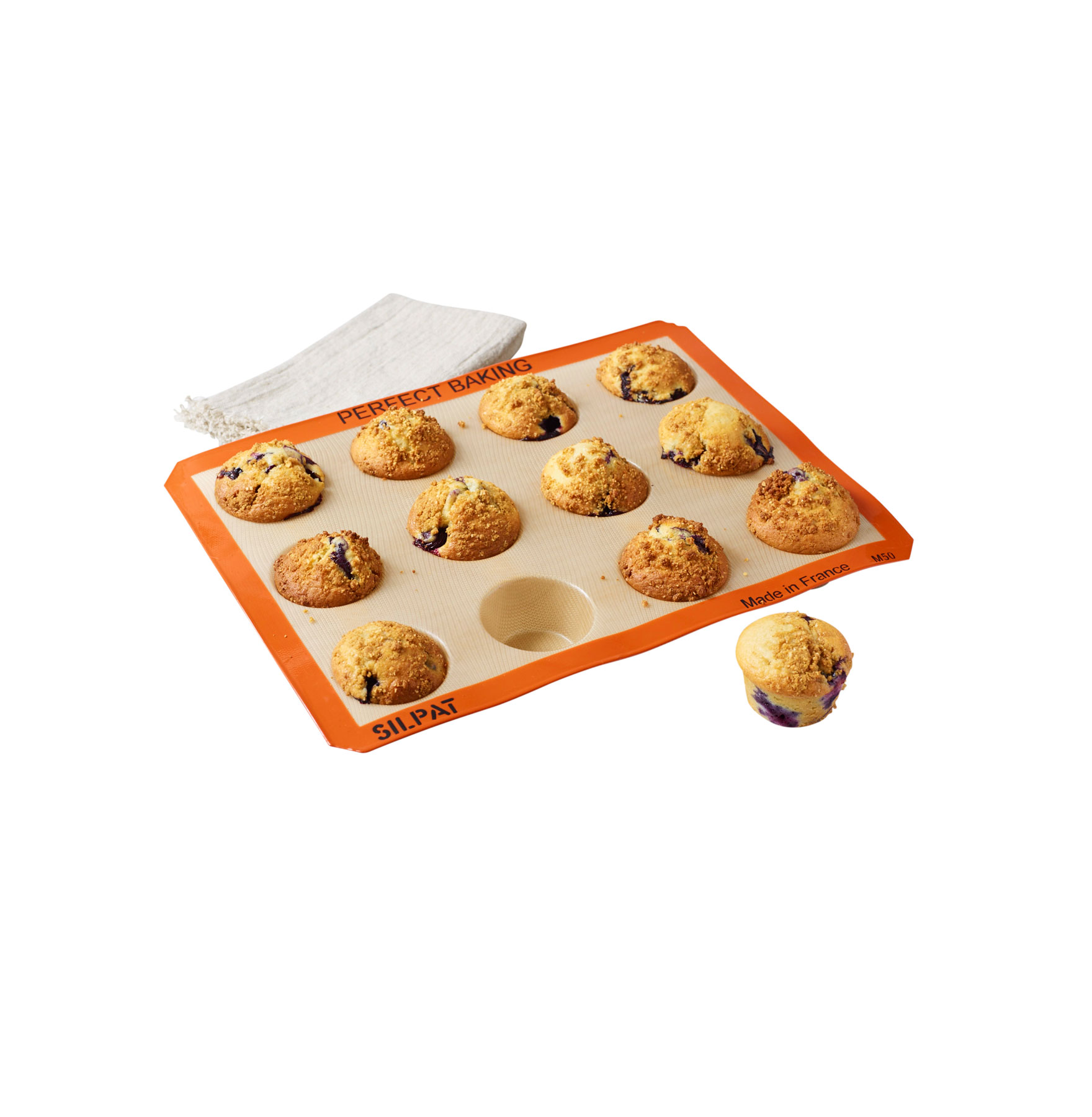Silpat Silicone Muffin Pan