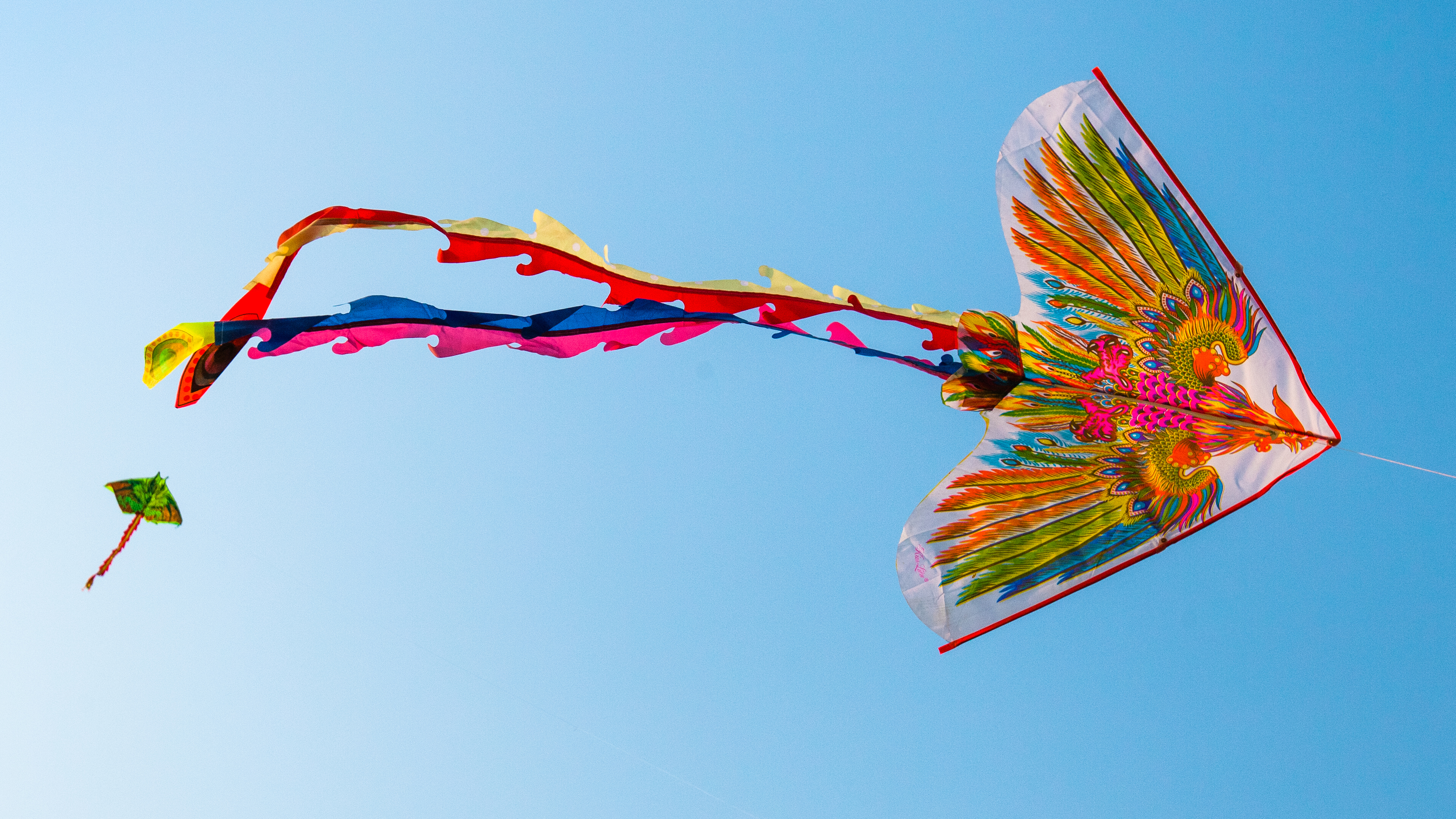 Kite Flying Spring Activities