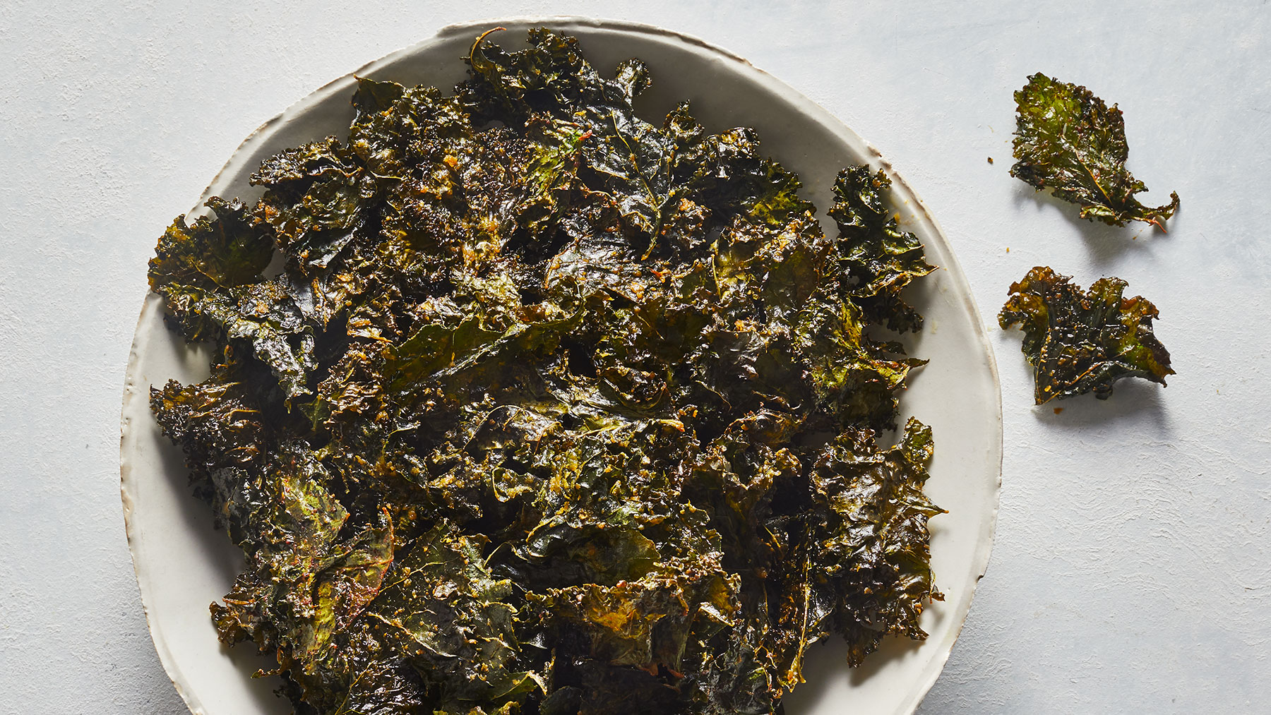 Smoky Kale Chips Recipe
