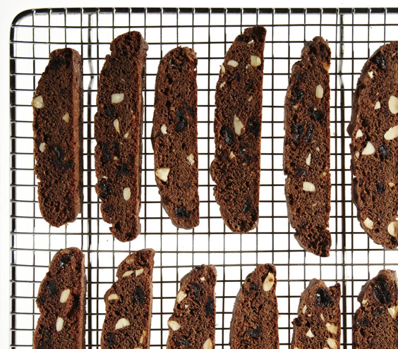 Chocolate-Cherry Biscotti