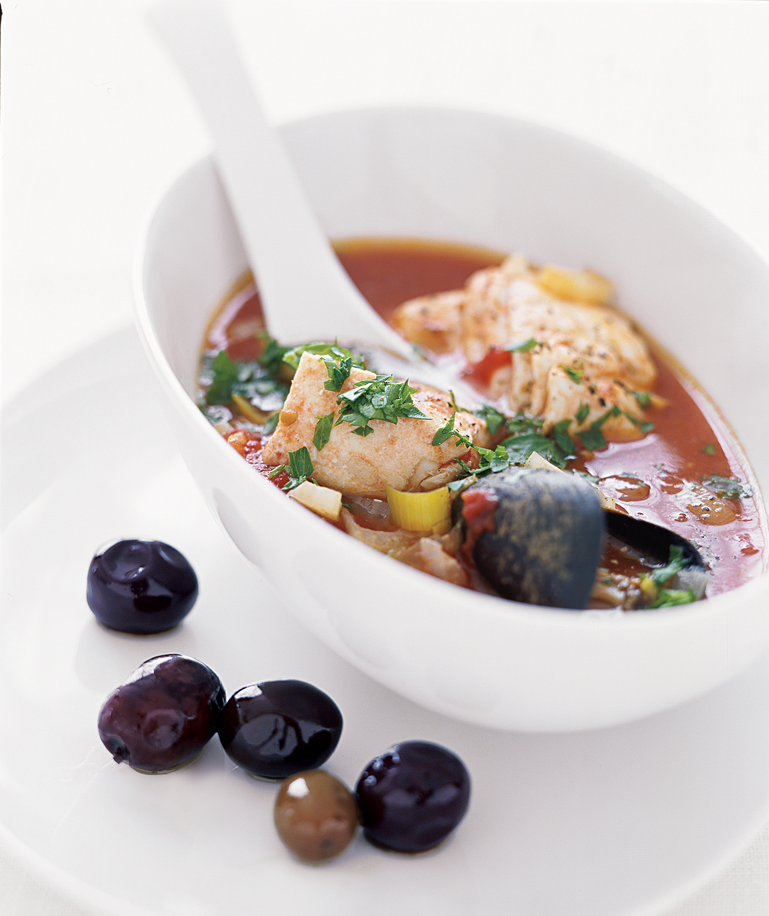 Quick Dinner Ideas: Fishermen's Soup
