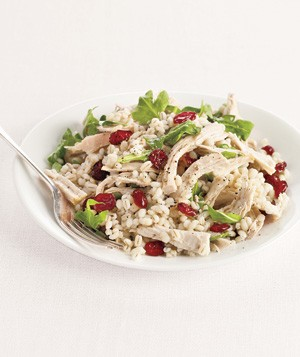 Turkey and Barley Salad