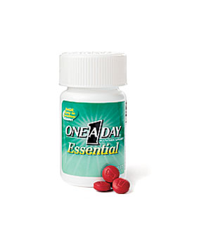 One a Day Essential Multivitamin