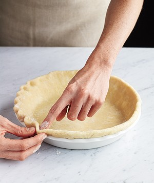 Basic Flaky Piecrust