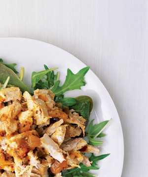 Curry and Chutney Chicken Salad
