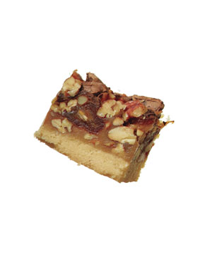 Chocolate-Date Pecan Bars