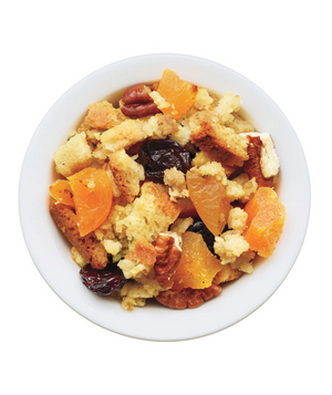 Stuffing With Dried Apricots, Cherries, and Pecans