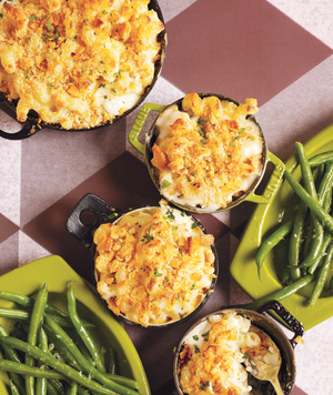 Toasty Mac and Cheese