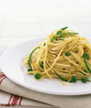 Spicy Lemon Pasta