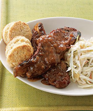 Slow-Cooker Spicy Country Ribs