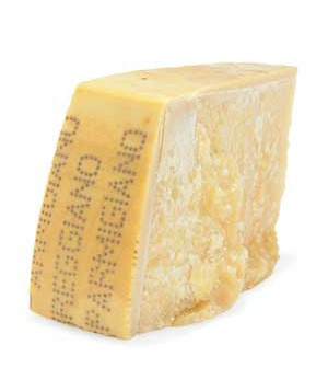 a block of cheese