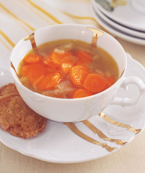 Carrot and Onion Soup