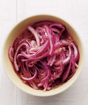 Sweet Red Onion Relish