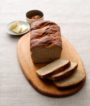 Foolproof Whole-Wheat Bread