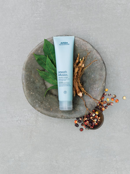 Aveda's Smooth Infusion Naturally Straight