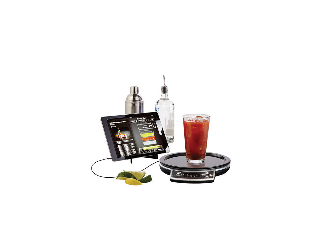 Perfect Drink App-Controlled