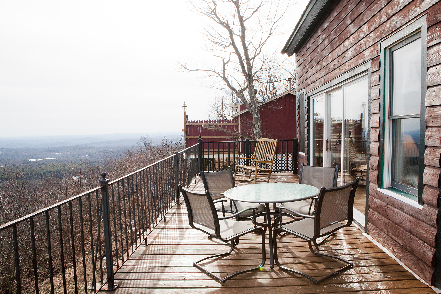 New Hampshire Airbnb listing
