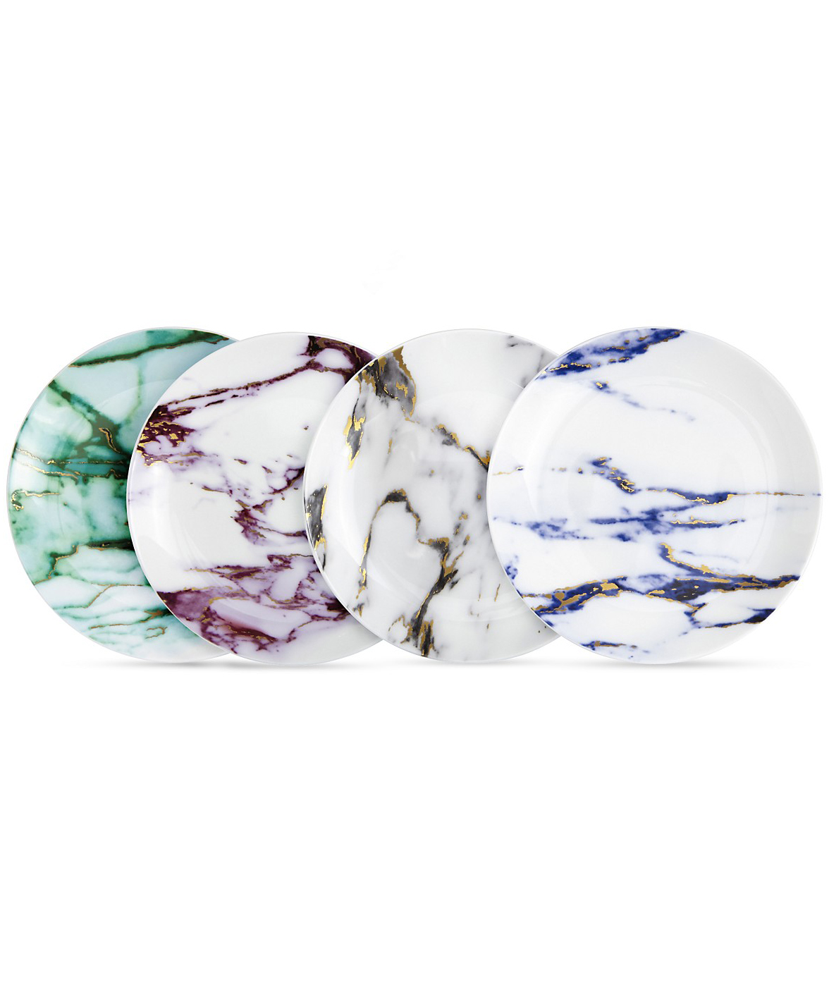 Marble Canape Plates