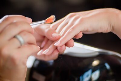 40 Ideas For Wedding Nails With The Perfect Amount Of Flair