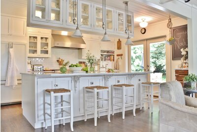 Best Of Houzz 2020 Hardwood Flooring Is No Longer the Top Choice for Kitchens | Real