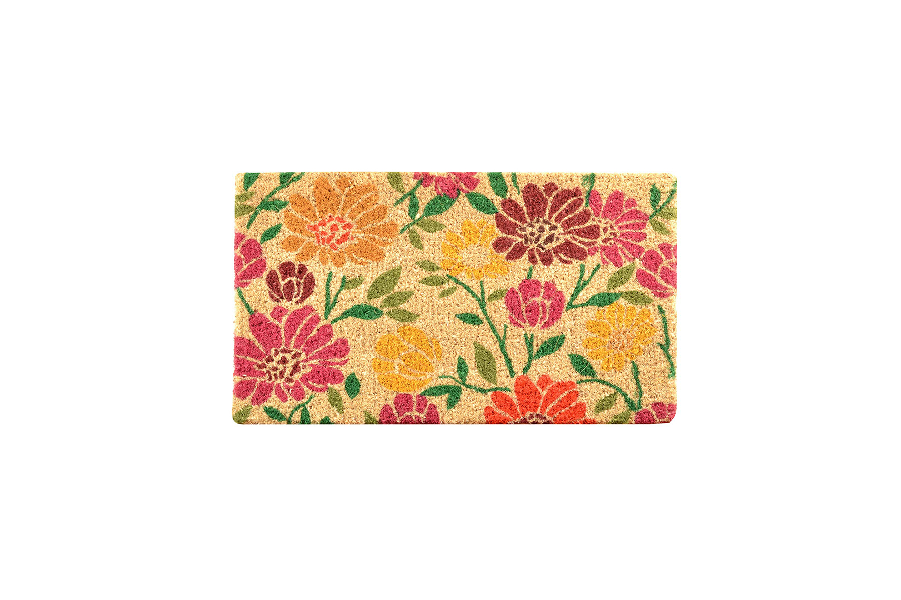 Spring Daisies Door Mat for Easter