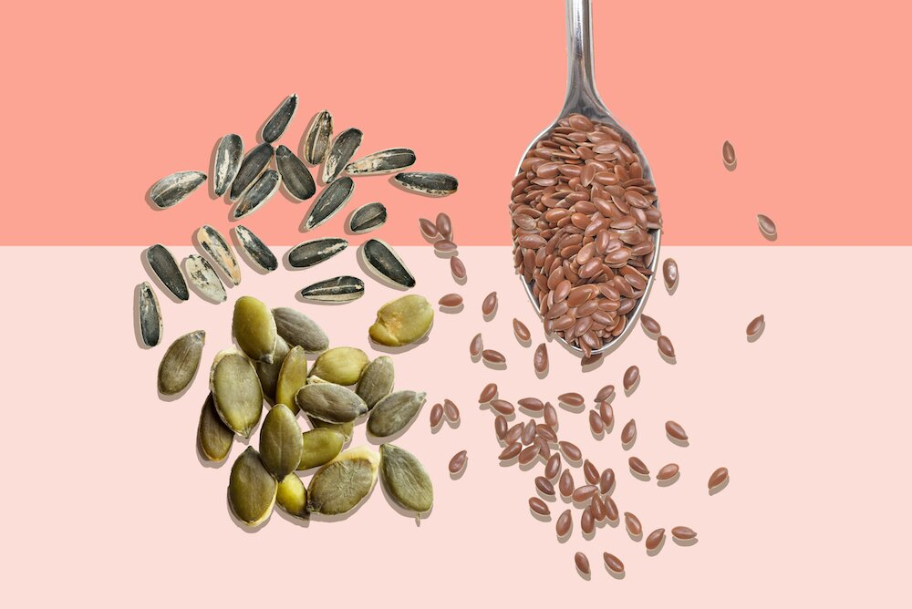 The Health Benefits of Popular Seeds–Plus Tasty Ways to Eat Them