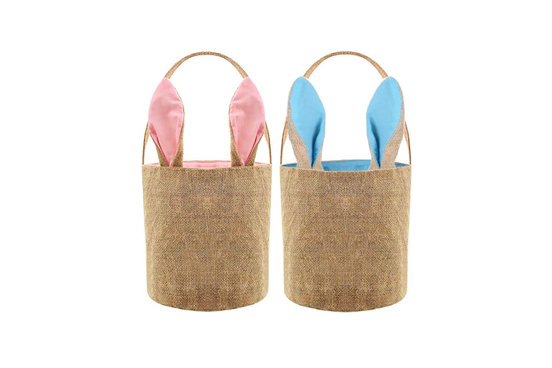 Burlap Bunny Bags Amazon