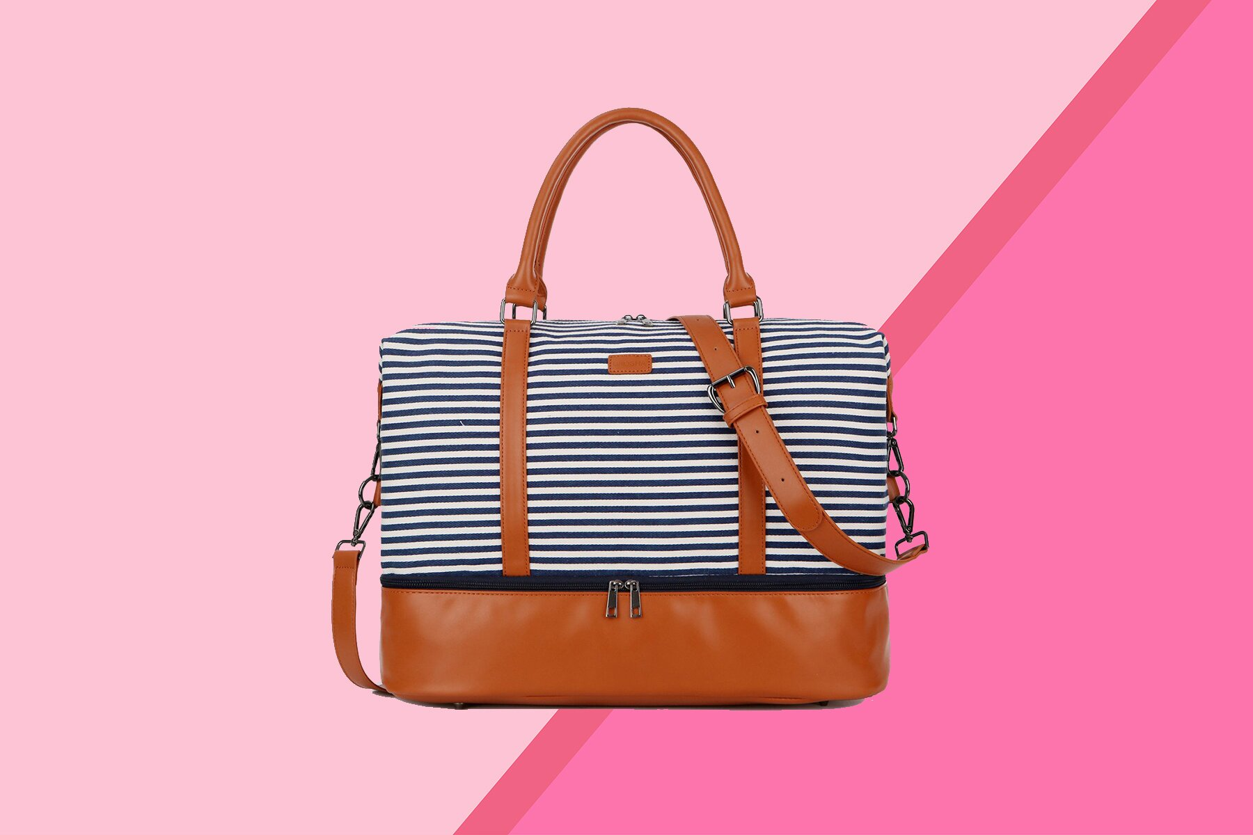 68089d5ede8f 8 Stylish Weekender Bags That Are Perfect for Quick Getaways—All Under $100