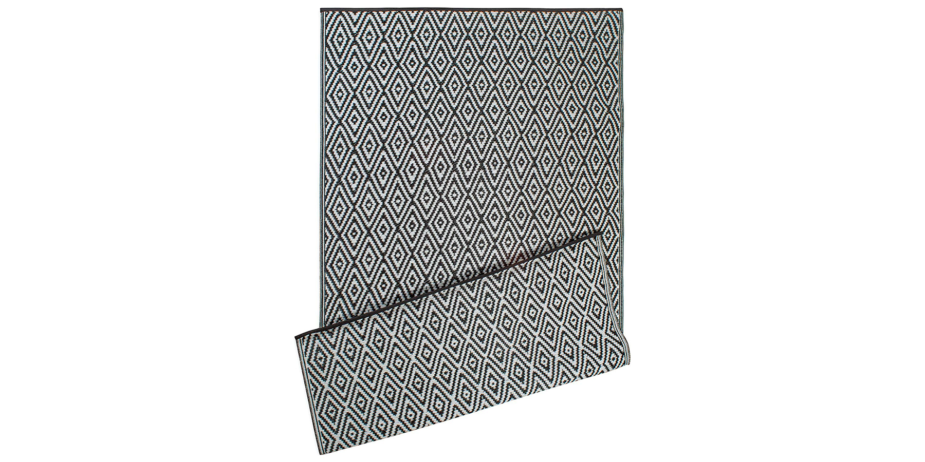 DII Contemporary Diamond Outdoor Rug